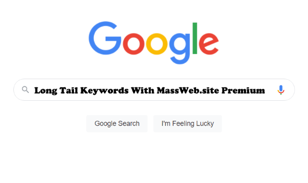 long tail keywords Targeting The Right Keywords